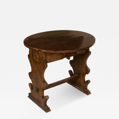 Italian Renaissance Walnut Table