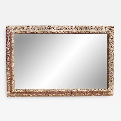 Italian Rococo Style Gilt Wood Mirror Frame