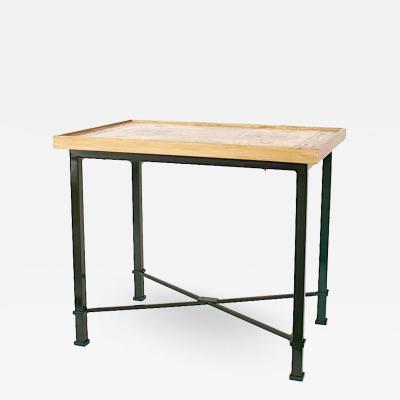 Italian Roman Neo Classic End Tables
