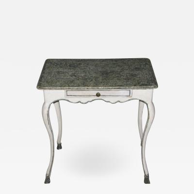 Italian Single Drawer Table