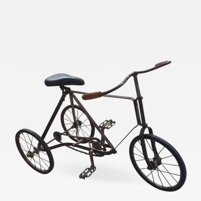 Italian Vintage Tricycle 1930s