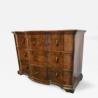 Italian Walnut Commode