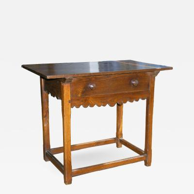 Italian Walnut Occasional table 19th Century