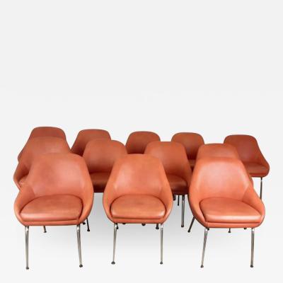 Italian mid century chairs