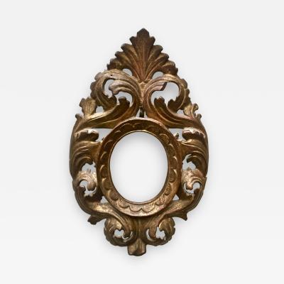 Italy 18th Century Frame