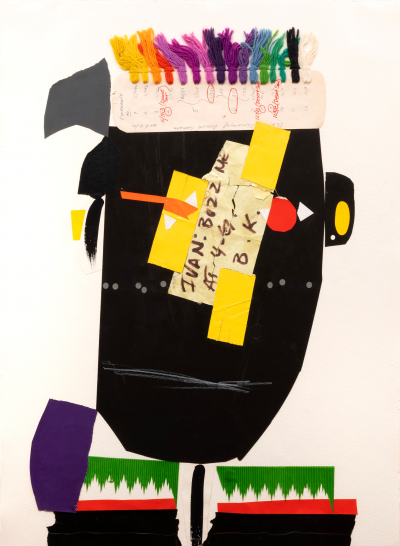 Ivan Chermayeff African with Brians Note