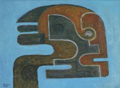 Ivan da Silva Bruhns Ivan da Silva Bruhns Painting