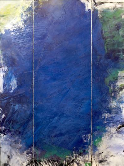 Ivo Stoyanov Nocturne In Blue IV