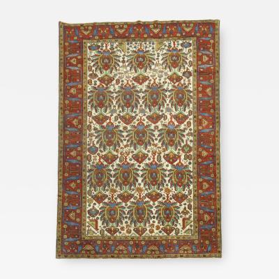 Ivory Northwest Persian Rug rug no j1447