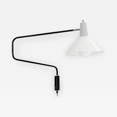 J J M Hoogervorst J J M Hoogervorst White Paperclip Wall Lights for Anvia