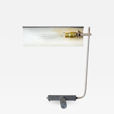 J J M Hoogervorst MINIMALIST DESK LAMP