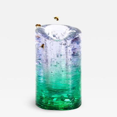 J Jungle Verder Traspa Vase