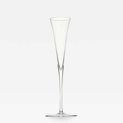 J L Lobmeyr Ambassador Set No 240 Champagne Flute by Oswald Haerdtl