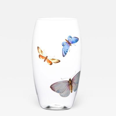 J L Lobmeyr Balloon Drinking Set No 279 Butterfly Tumbler D Tall by Ted Muehling