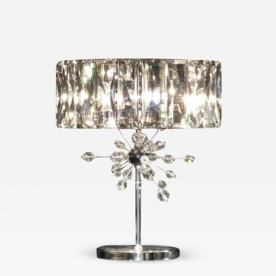 J L Lobmeyr Donhauser Table Lamp by Page Donhauser