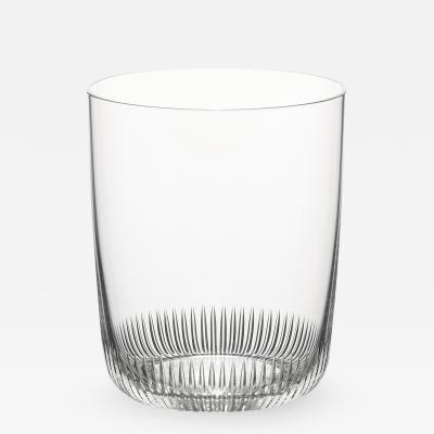 J L Lobmeyr Grip Drinking Set No 281 Wine Tumbler by Marco Dess