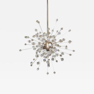 J L Lobmeyr Metropolitan Mini Sputnik Pendant Light by Hans Harald Rath