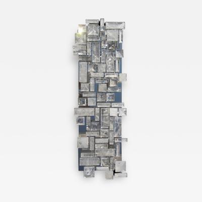 J L Lobmeyr Metropolitan Wall Sconce by Hans Harald Rath