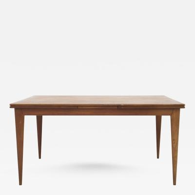 J L M llers M belfabrik Dining Table with Dutch Leaves