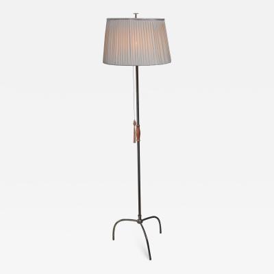 J T Kalmar Kalmar tripod floor lamp Austria 1930s