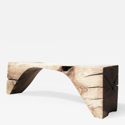 J rg Pietschmann Unique Ash Bench by J rg Pietschmann