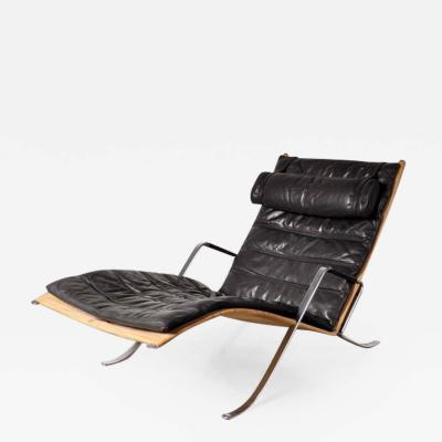 J rgen Kastholm Preben Fabricius 1967s First Edition Grasshopper Lounge Chair by Fabricius and Kastholm