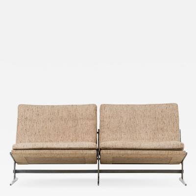 J rgen Kastholm Preben Fabricius Sofa Model Bo 582 Produced by Bo Ex in Denmark