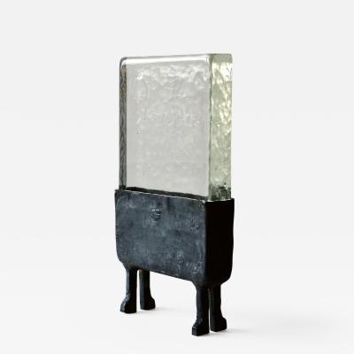 JM Szymanski Cast Glass Luminaire N 1 JM Szymanski