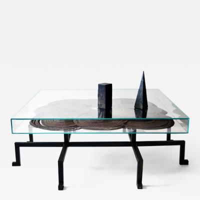 JM Szymanski Center Table No 5 by JM Szymanski