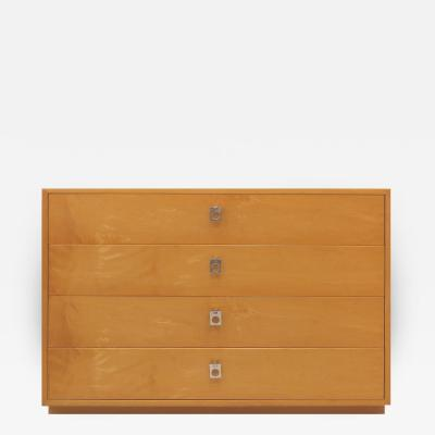 Jack Cartwright Mid century Maple Dresser by Jack Cartwright for Founders Furniture
