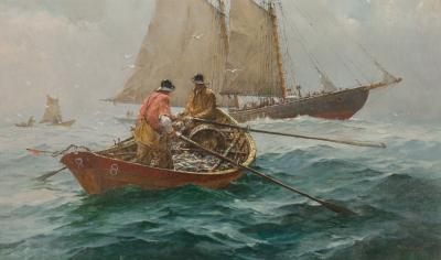 Jack Lorimer Gray The Grand Banks