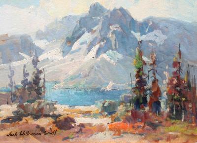 Jack Wilkinson Smith Lake Ellery Tioga Pass High Sierras