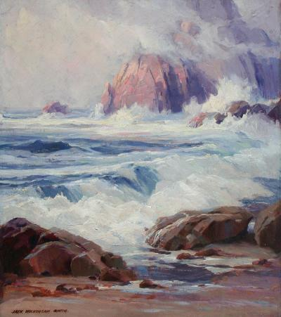 Jack Wilkinson Smith Seascape
