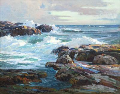 Jack Wilkinson Smith Southern California Coast
