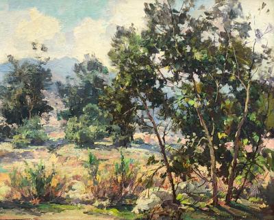 Jack Wilkinson Smith Southern California Landscape
