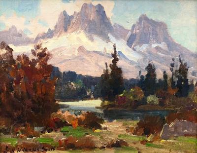Jack Wilkinson Smith Three Peaks
