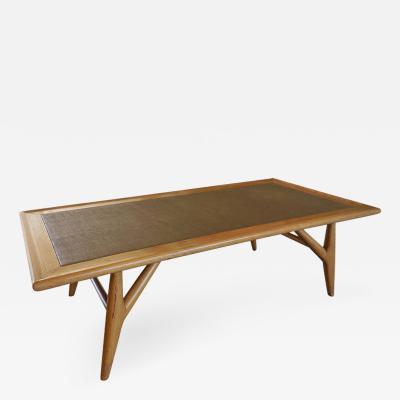 Jack van der Molen 1950s Coffee Table