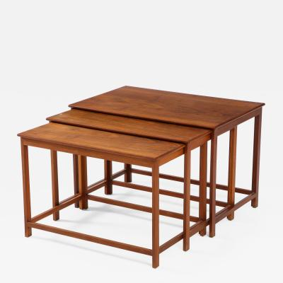 Jacob Kjaer Nest of Tables