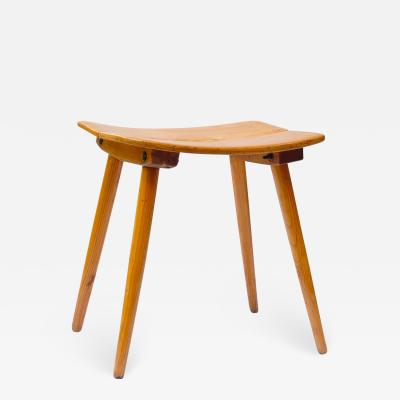 Jacob Muller Jacob Muller Stool for Wohnhilfe Switerland 1950s