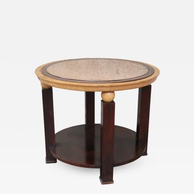 Jacques Adnet A center table in the style of Jacques Adnet France 40