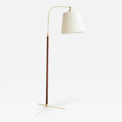 Jacques Adnet Adnet Floor Lamp