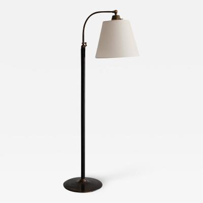 Jacques Adnet French Telescoping Lamp in Style of Jacques Adnet