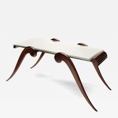 Jacques Adnet French1940s Low Table