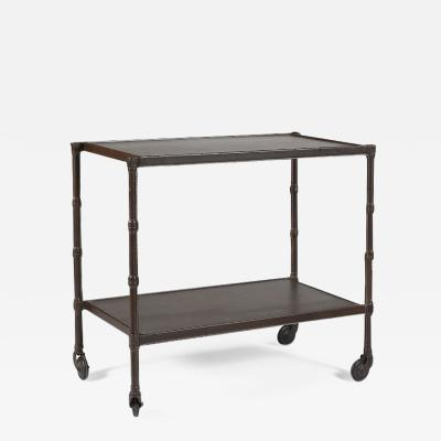 Jacques Adnet JACQUES ADNET 1900 1984 Trolley Circa 1950