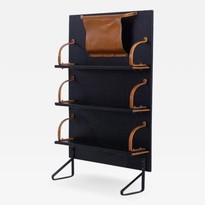 Jacques Adnet JACQUES ADNET BOOKCASE