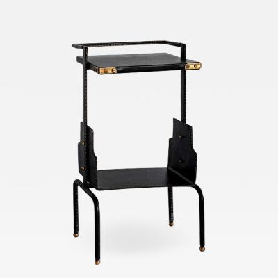 Jacques Adnet JACQUES ADNET SIDE TABLE