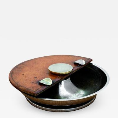 Jacques Adnet JACQUES ADNET STYLE ASHTRAY