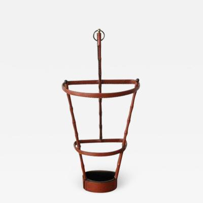 Jacques Adnet JACQUES ADNET UMBRELLA STAND