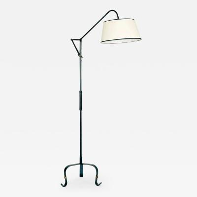 Jacques Adnet Jacques Adnet Floor Lamp