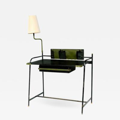 Jacques Adnet Jacques Adnet Leather Desk
